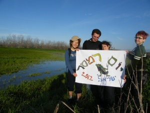 Hikers Across the World Celebrate World Wetlands Day
