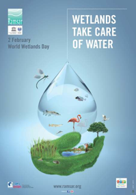 World Wetlands Day Poster, 2013