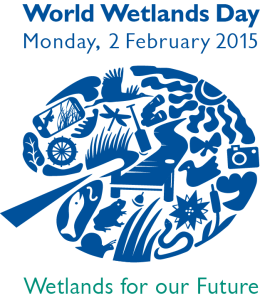World Wetlands Day 2015 Logo