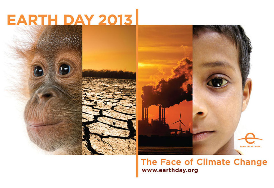 The Faces of Climate Change: Earth Day 2013