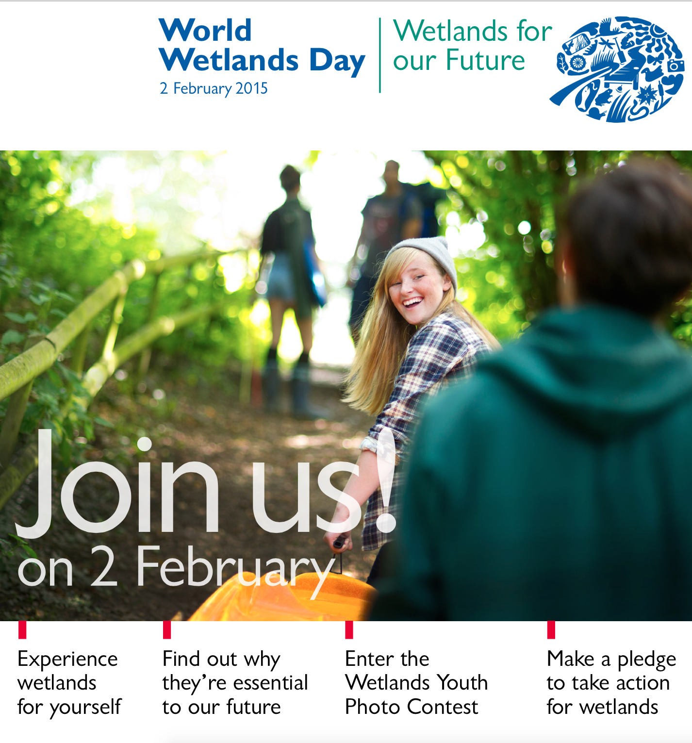 Preserving our Future: World Wetlands Day 2015 | Serenity Spell