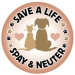 Save a Life - Spay and Neuter
